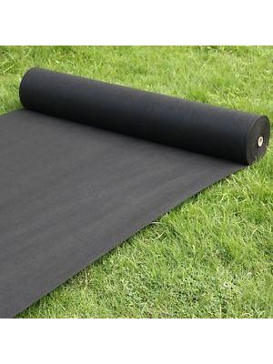 Heavy Duty Weed Control  Fabric  Ground Cover Mat 100g
