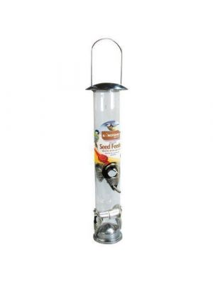 Kingfisher BF021 Large Deluxe Seed Feeder
