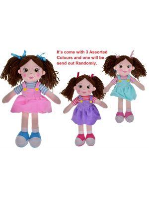 My 1st Rag Doll Traditional Baby Girls Soft Toy Dolly Xmas Gift