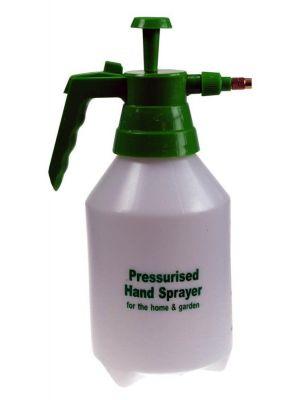 1.5L Garden Hand Pump Sprayer Portable Pressure Spray Bottle Water Weed Chemical