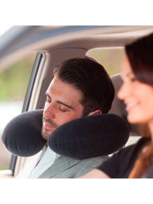 Soft Comfortable Neck Travel U Shape Airplane Pillow